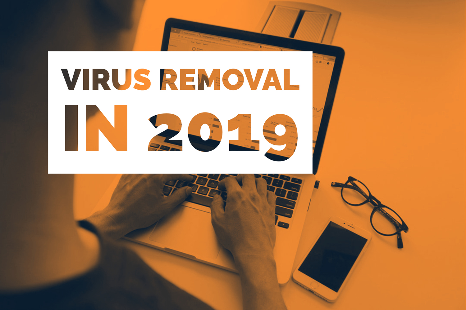 virus removal in 2019 image